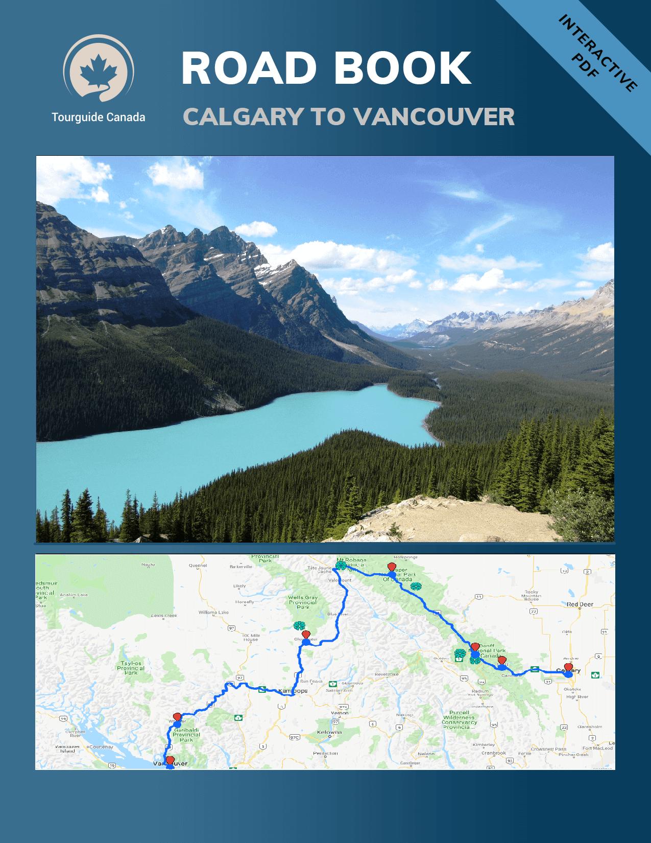 Calgary to Vancouver