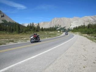 motorcycling Canada