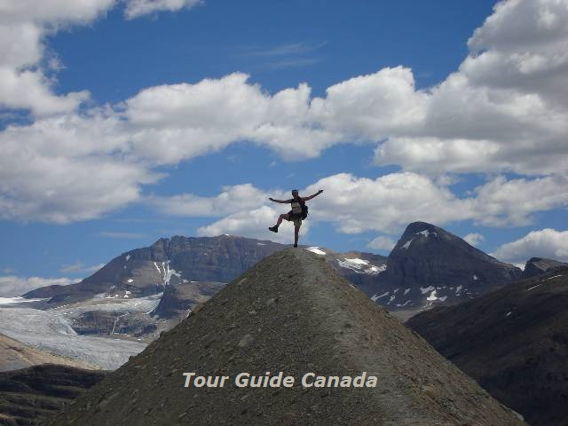 Josette, your personal tour guide to travel in Canada