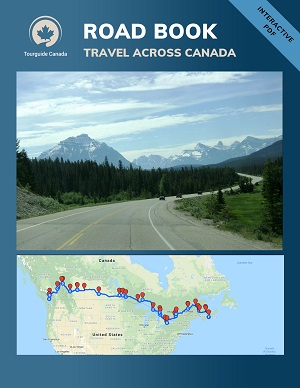 roadbook Tourguide Canada