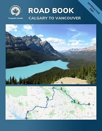 roadbook west canada