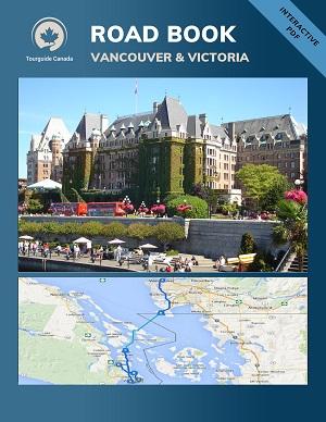 reisgids Vancouver Victoria