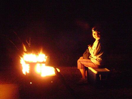 Canadian campfire