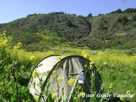 Free Campsites at Recreation sites in British Columbia, Canada