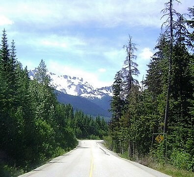 duffey lake road, bc