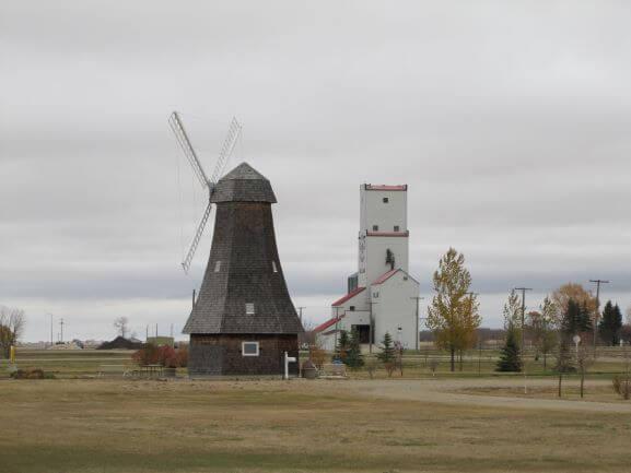 nederlandse molen canada