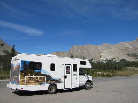Find Free RV Camping for your Travel in Canada