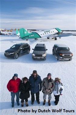 Iceroads Adventure