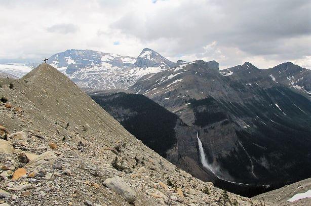 iceline trail, yoho n.p.