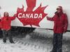 Marja and Piet in Canada 2011