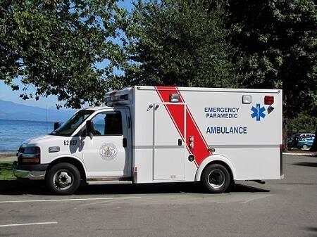 ambulance kosten Canada