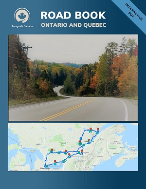 roadbook ontario quebec