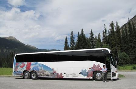 Bus Tours Canada