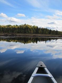 paddle Algonquin Park